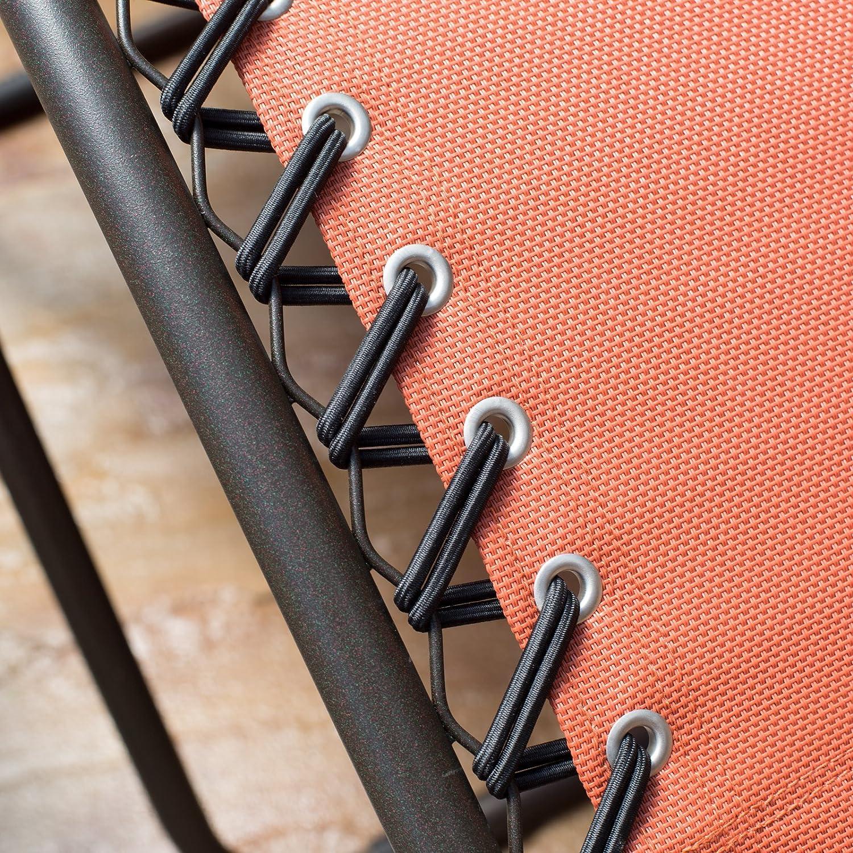 Caravan Canopy Oversized Terracotta Zero Gravity Chair