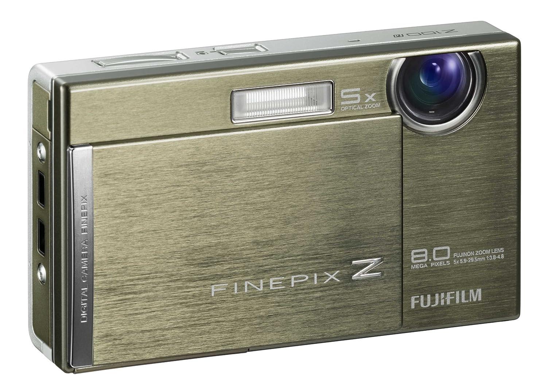 Amazon.com : Fujifilm Finepix Z100fd 8MP Digital Camera with 5x Optical  Image Stabilized Zoom (Silver) : Point And Shoot Digital Cameras : Camera &  Photo