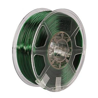 esun 3d filamento – petg, 1 kg, 1,75/3.00 mm a elegir, tempe de ...