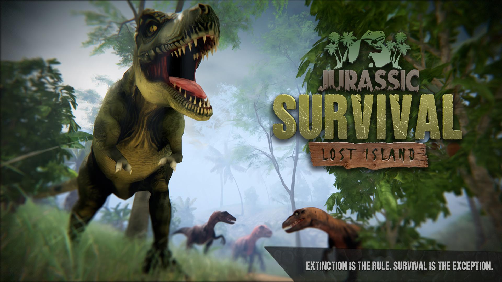 Jurassic Survival - Lost Island: Amazon.com.br: Amazon