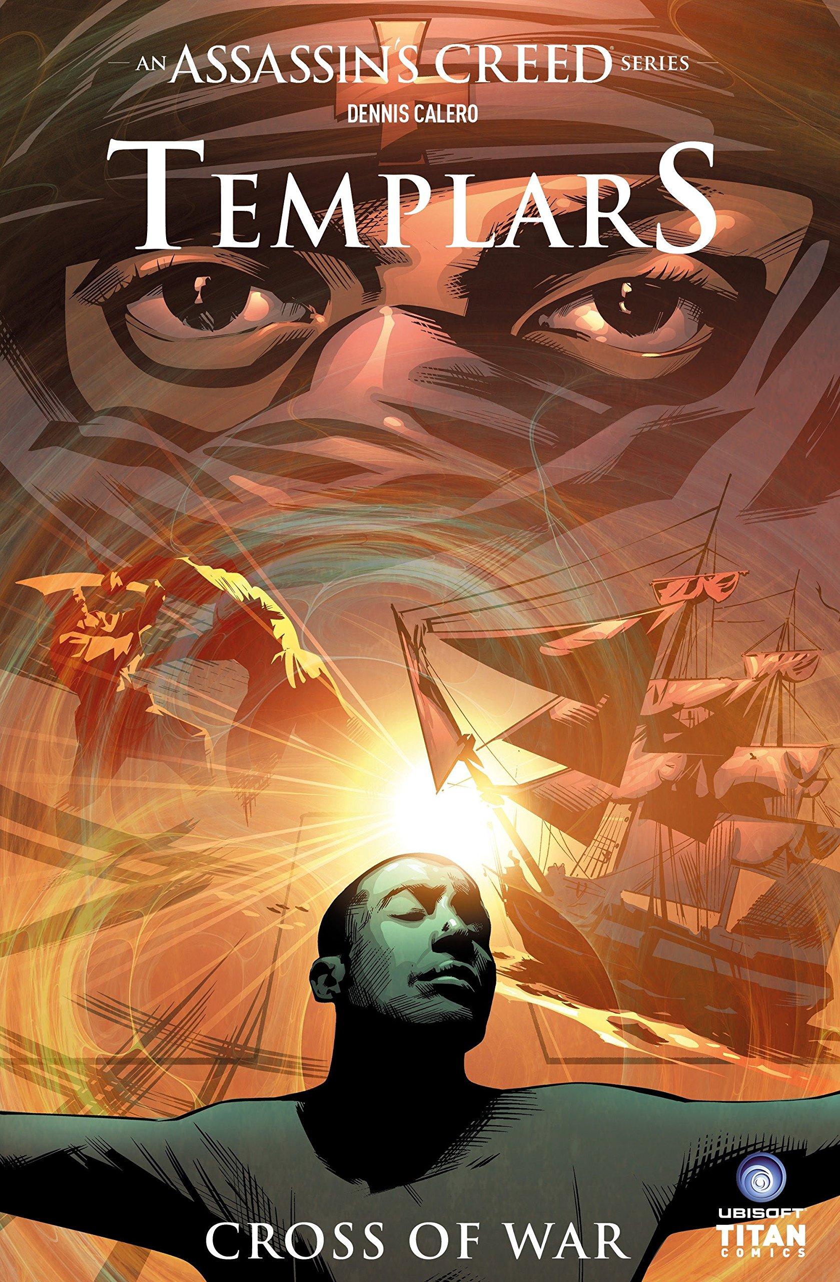 Assassin's Creed: Templars Volume 2: Cross of War (A Tessa Leoni Novel) PDF