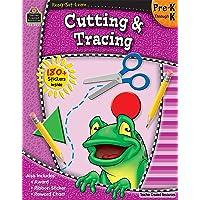 Cutting & Tracing: Pre-K - K