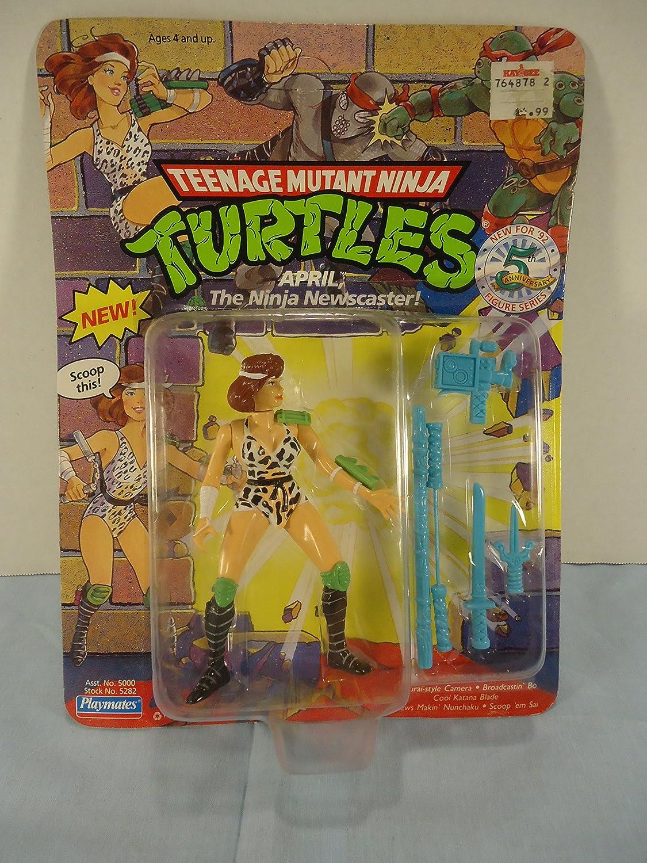 Teenage Mutant Ninja Turtles - April Ninja Newscaster