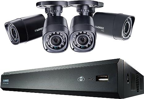Display Model Lorex security camera IR 720 P New