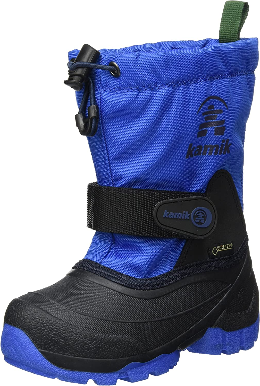 Kamik Unisex Kids Waterbug9g Snow Boots
