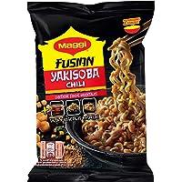 Maggi Fusian Yakisoba Noodles Chili - Fideos Orientales