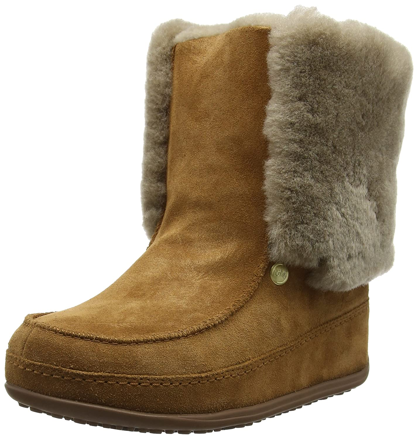 FitFlop Supercuff Mukluk Shorty Boot