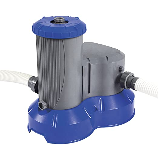 7 opinioni per Bestway 58391- Pompa Filtro Flowclear 9463Lt/H Filtraggio Per Piscina Pulizia