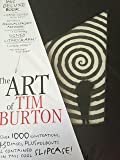 The Art of Tim Burton - Deluxe Slipcase Edition Signed