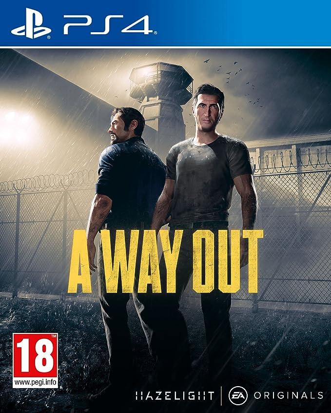 A Way Out - PlayStation 4 [Importación inglesa]: Amazon.es ...
