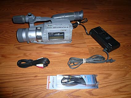 Amazon com : sony 8mm Hi8 analog pal system 3 CCD stereo player
