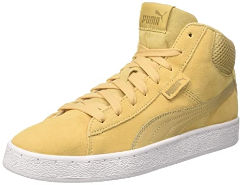 cd0c47add277 Puma Unisex Adults 1948 Mid Low-Top Sneakers  Amazon.co.uk  Shoes   Bags