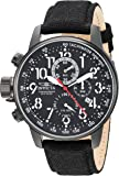 Invicta Force Analog Black Dial Men's Watch - 1517