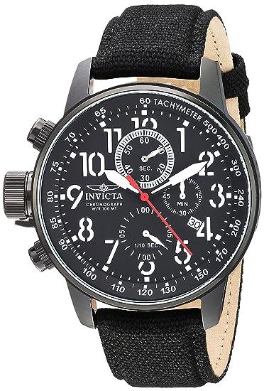 e191654b4 Invicta Men's 1517 I Force Collection Chronograph Strap Watch: Invicta:  Amazon.ca: Watches