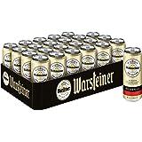 Warsteiner Premium Pilsener 24 x 0,5 Liter Dosenbier – Internationales Bier nach deutschem Reinheitsgebot – Palette Bier auch im Spar-Abo erhältlich