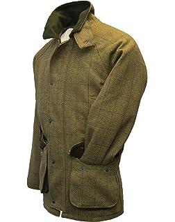 92afa4b3864 Walker   Hawkes - Mens Derby Tweed Shooting Hunting Country Jacket - Light  Sage