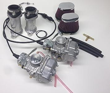 Cx500 Vm34 Complete Carburetor Kit Mikuni Honda