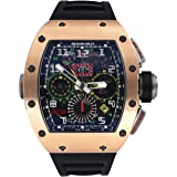 Richard Mille RM 011 Automatic-self-Wind Male Watch RM011-02 (Certified