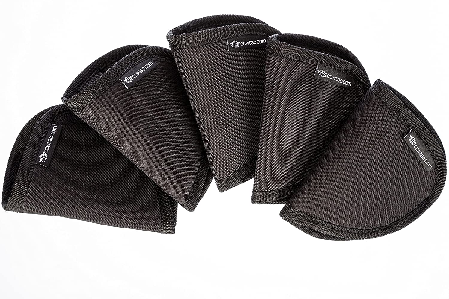 Velcro Holsters for Gun Safe by CCW Tactical - Universal