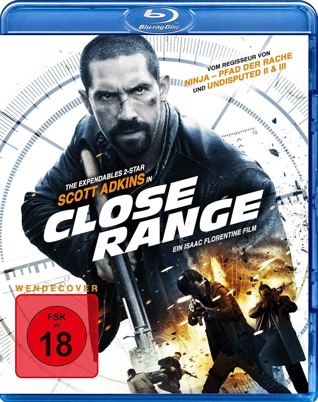 Close Range [Alemania] [Blu-ray]: Amazon.es: Scott Adkins ...