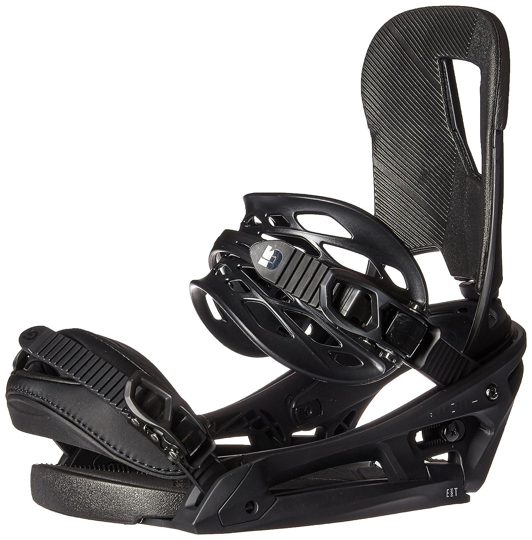 Burton Cartel EST Snowboard Bindings Black Matte Sz L (10+)
