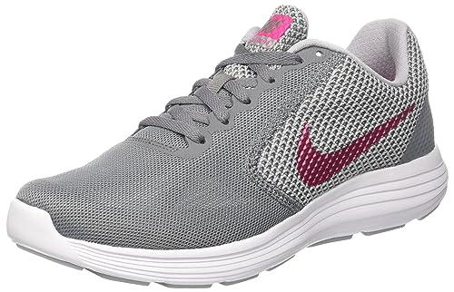 ff72f235a Nike Women's Revolution 3 Running Shoe, Hyper Pink, 10.5 B(M) US ...