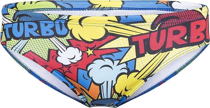 TurboTronic Pop Turbo Bañador para Hombre Unisex Adulto: Amazon.es: Ropa y accesorios