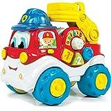Clementoni 14990 - Il Camion dei Pompieri, Gilberto, 9-36 Mesi