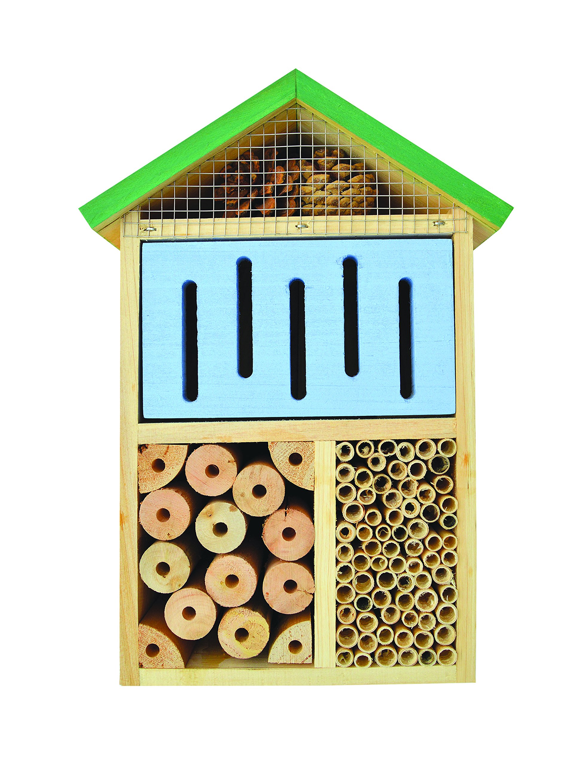 Nature's Way Bird Products CWH7 Better Gardens Beneficial Insect House, 4 Chamber by Nature's Way Bird Products (Image #1)