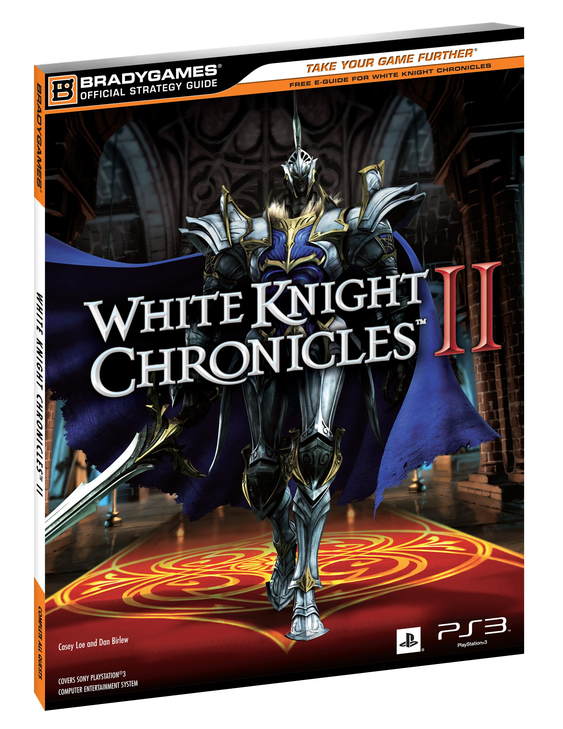 white knight chronicles 2 official strategy guide official strategy rh amazon com White Knight Chronicles Art White Knight Chronicles Website