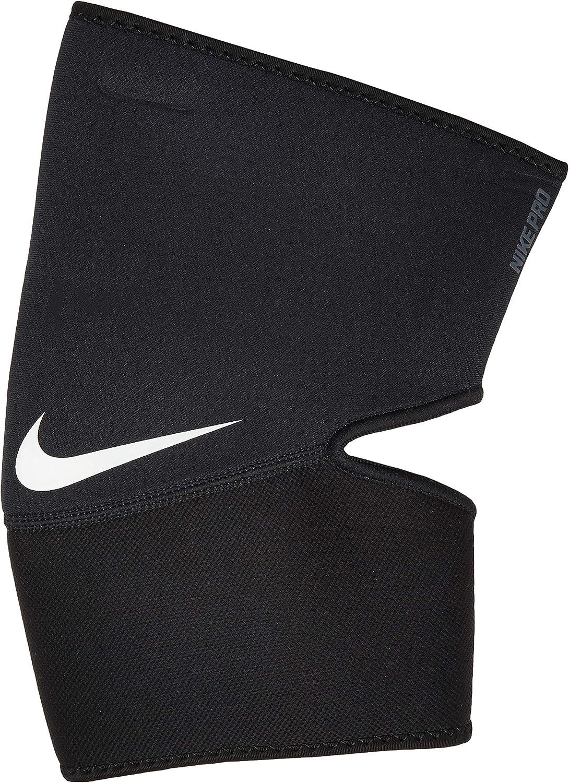 Nike Pro Support Closed Patella Knee Black X-Large