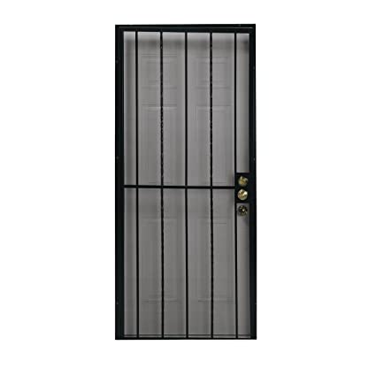 Charmant Leslie Locke 61832X80 Victorian 32 Inch By 80 Inch Security Storm Door