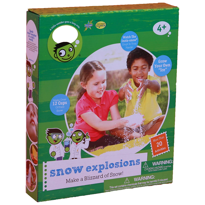 marca de lujo Be Amazing Amazing Amazing juguetes nieve explosiones ciencia experimento Kits  edición limitada en caliente