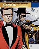 Kingsman: The Golden Circle Limited Edtion SteelBook with Exclusive Artwork from Dave Gibbons (4K Ultra HD+Blu-ray+Digital HD)