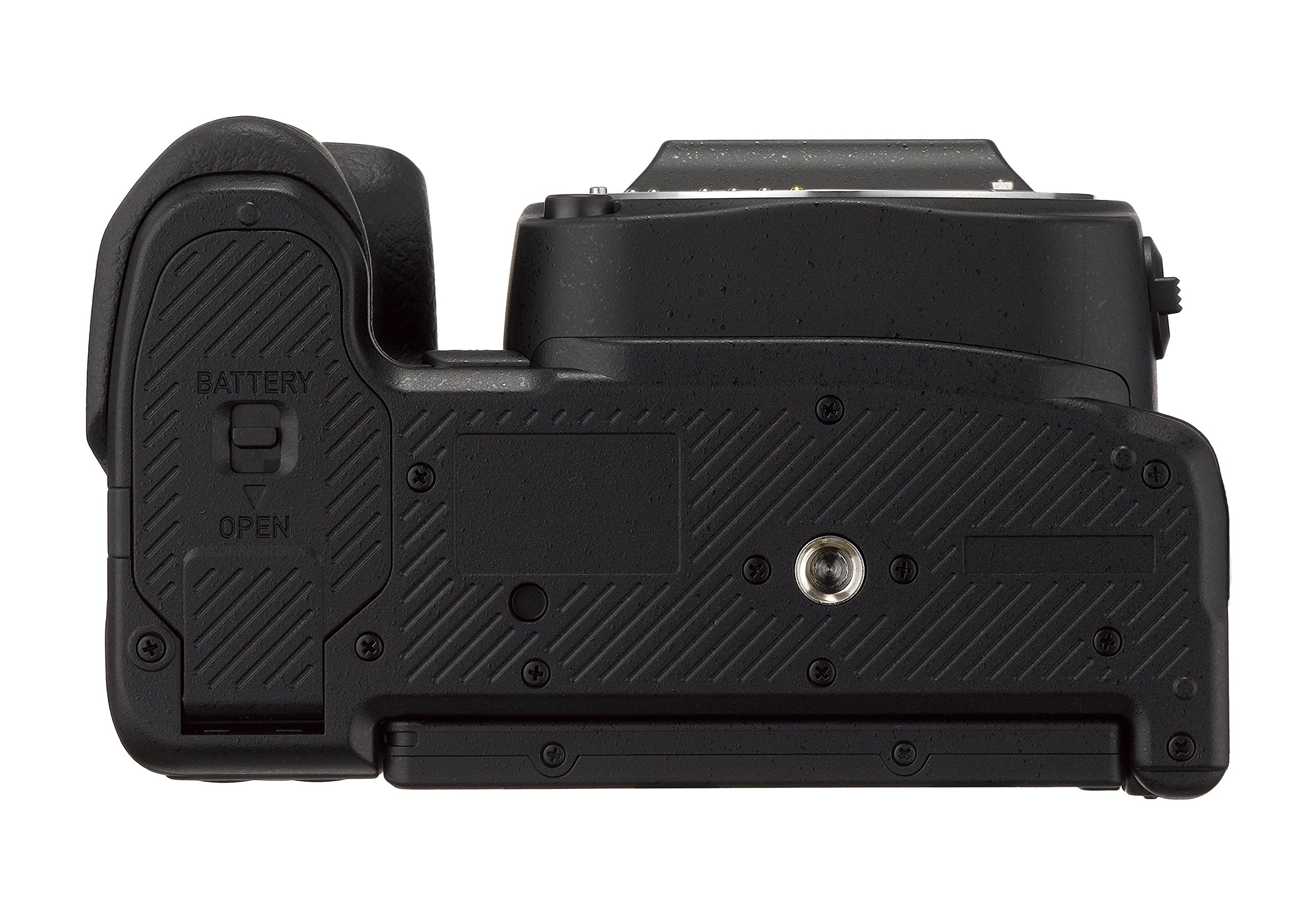 Pentax K-70 Weather-Sealed DSLR Camera, Body Only (Black) by Pentax (Image #4)