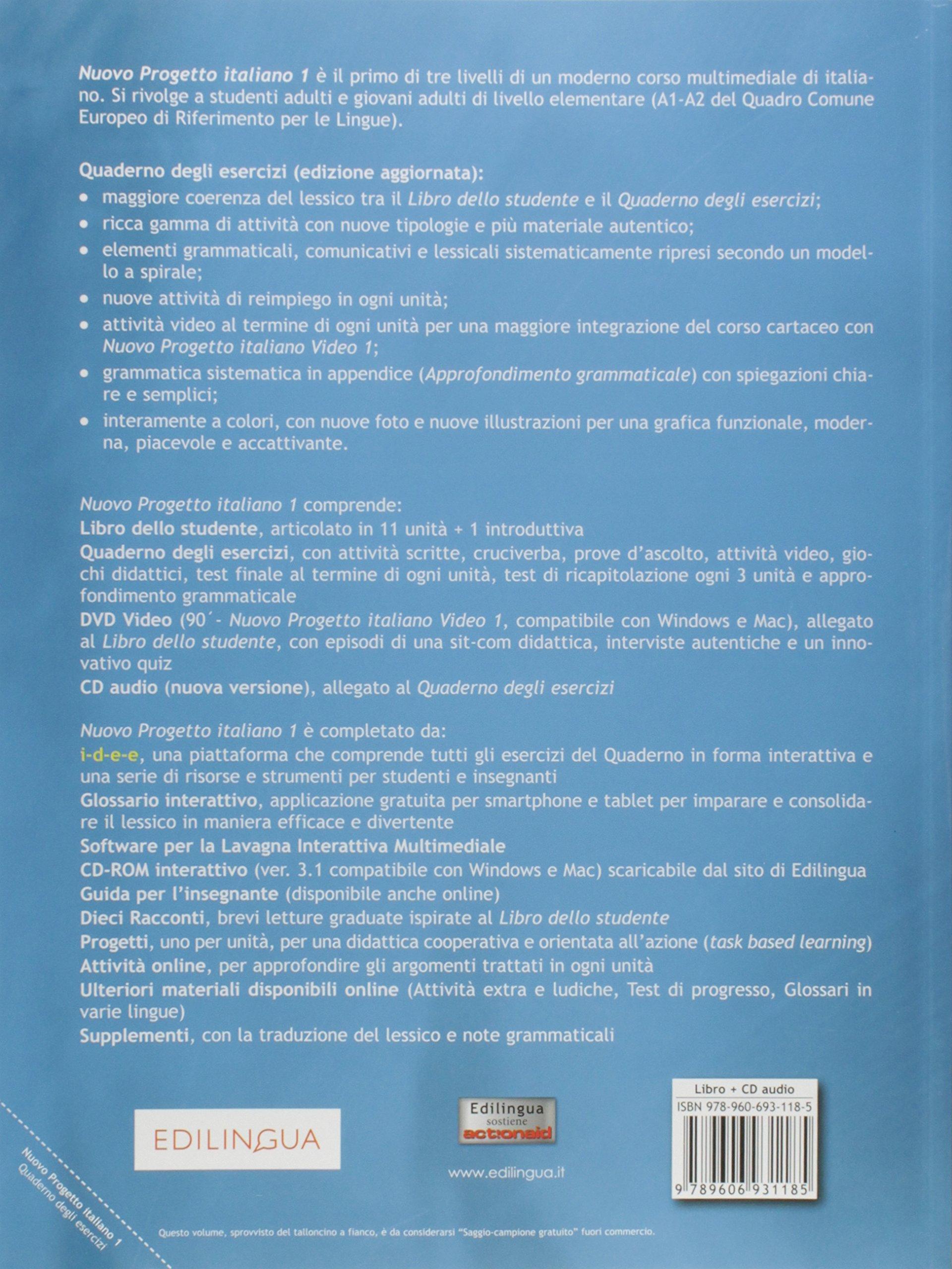 Progetto Italiano Pdf