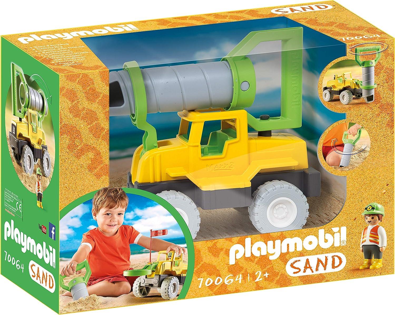 PLAYMOBIL Sand Camión Perforador, A partir de 2 años (70064)
