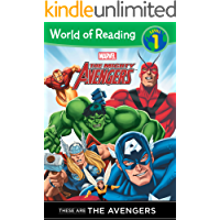 The Mighty Avengers: These are The Avengers (Level 1 Reader) (Marvel Reader (ebook))