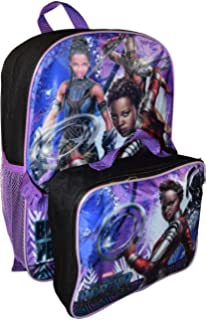 702db442288 Ruz Marvel Black Panther Nakia Girl s 16