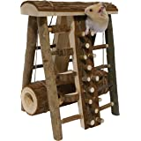 Rosewood Pet Activity Assault Course - Hamster & Small Animal Toy