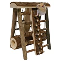 ROSEWOOD Small Animal Activity Toy Activity Assault Course Boredom Breaker