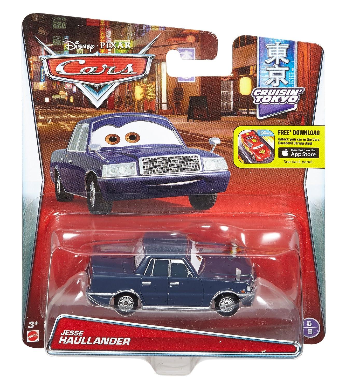 Disney Pixar Cars Michael Sparkber
