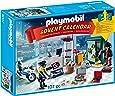 Playmobil - 9007 - Jeu - Calendrier Avent Policier + Voleur