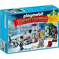 Playmobil Calendario dell'Avvento Caccia al Ladro di Gioielli,, 9007