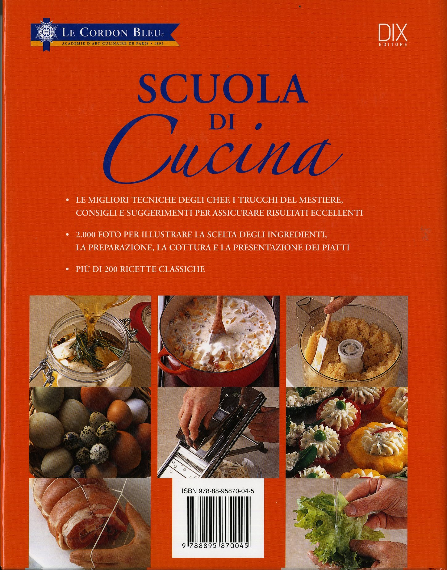 Amazon It Scuola Di Cucina Aa Vv Dix Libri
