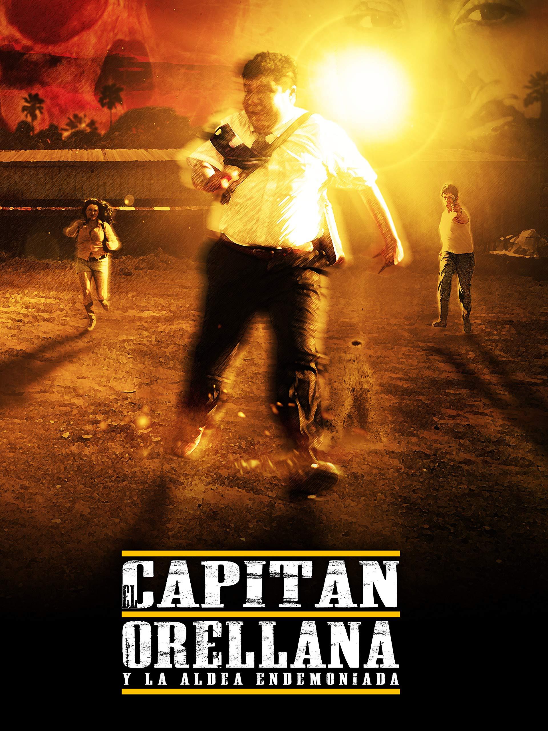 Captain Orellana