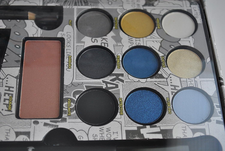 Amazon Batgirl Makeup Beauty Book Beauty