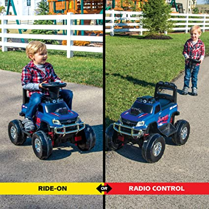 Amazon com: Awesome with Safety SENSORS Ride-On Remote