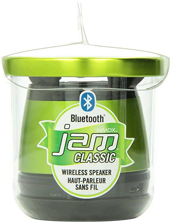 Amazon Jam Classic Wireless Bluetooth Speaker Small Portable