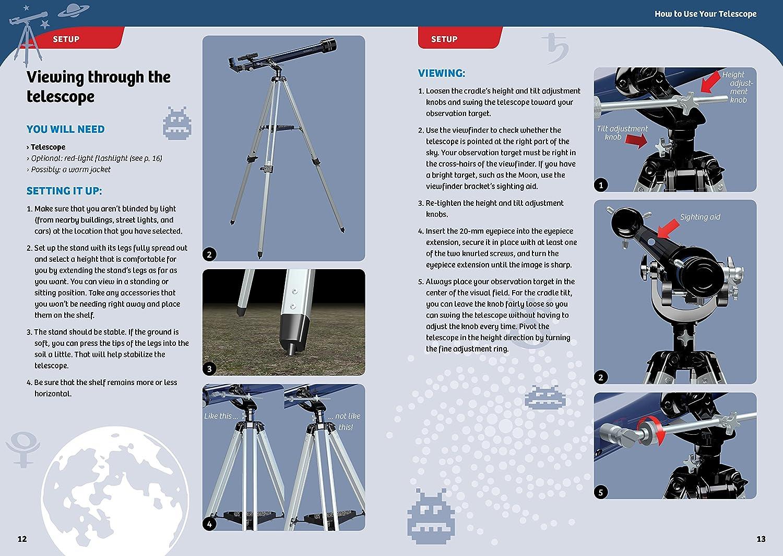 Thames & kosmos tk1 telescope & astronomy kit: thames & kosmos